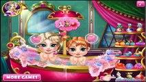 Disney Frozen Princesa anna e elsa - Disney Frozen Princesses Elsa And Anna - Frozen Baby Bath