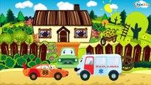 La Voiture de course Poursuite en voiture pour bébés Voitures de construction Pour Enfants