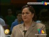 Laura Cortés informa a los alumnos de la renuncia de Lola Cortés!!!