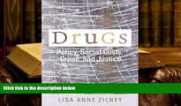 FREE [PDF]  Drugs: Policy, Social Costs, Crime, and Justice  BEST PDF