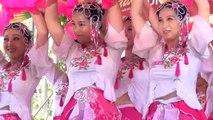 Eastwood Lunar New Year 2017 Part 9 of  13HD, Generation Dancing Troupe, Leon Lee, Roseanna Gallo, Joey Plowman, Song Min Sun Korean, Nuline Dancing, CNY Dancers, Sydney 11 Feb 17