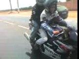 roue arriere wheeling gsxr