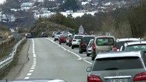 Hautes-Alpes : L'enfer des vacanciers dans les bouchons !