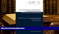 FREE [PDF]  International Conference on Harmonisation (ICH) Quality Guidelines: Pharmaceutical,