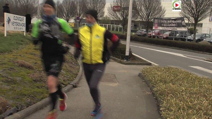 Running fou de Hugo Boy - Vannes Télé