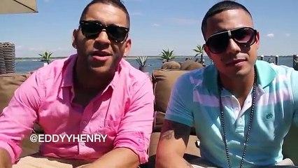 Eddy y Henry - Por Ti Me Muero (Behind The Scenes)