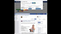How to Automatically Send Facebook Messages with Software - FB Virtual Assistant Message Wizard