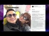 Gilang Dirga & Adiezty Santai Tanggapi Komentar Tentang Foto Mesranya dari Netizen