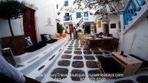 Mykonos Alleys Call Cruise Holidays | Luxury Travel Boutique 955-602-6566   855-602-6566 Toronto, Ontario travel agency