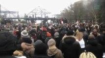 Affaire Théo: plusieurs centaines de personnes à Bobigny pour dénoncer les violences policières