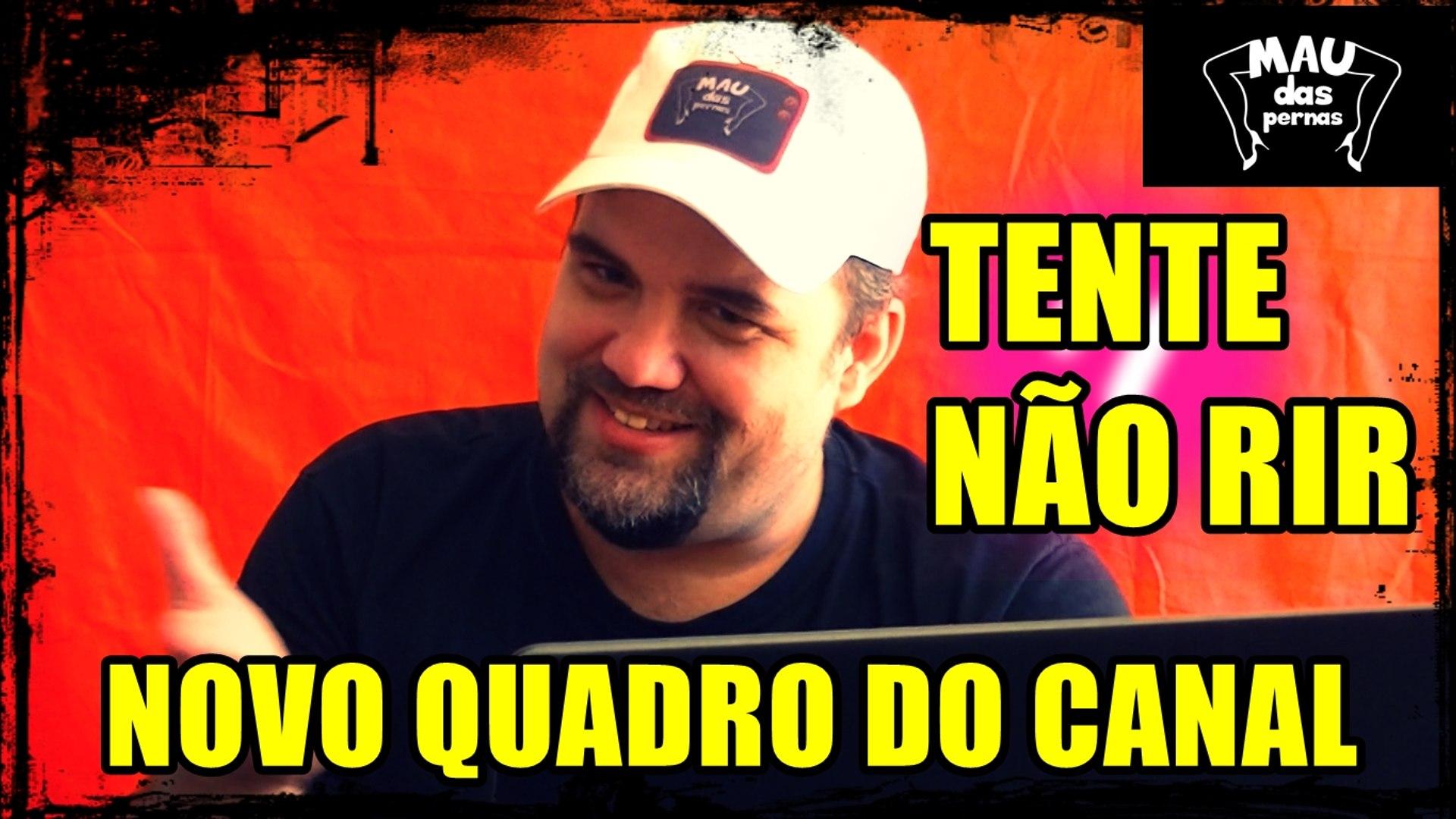 TENTE NÃO RIR #01 (FUMANDO PÓLVORA E BLUEZÃO DEFORMADO)