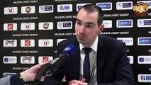 J19 Pro A vs Pau-Lacq-Orthez - Réaction de Thomas Drouot
