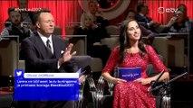 Lenna Kuurmaa interview @ Eesti Laul 2017 1. semifinal