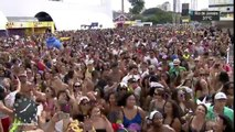 Blocos de Carnaval atraem cerca de 60 mil pessoas em São Paulo