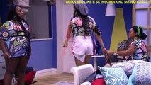 BBB17, Roberta Briga Com Emilly No BBB17 e Motivo Surpreende os Internautas