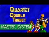 Double Target - Cynthia no Nemuri - Sega Mark III (Quartet - Master System) (1080p 60fps)