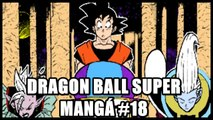 Análise Mangá - Dragon Ball Super #18