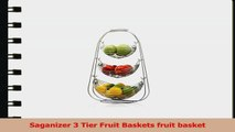Saganizer 3 Tier Fruit Baskets fruit basket 7496bc3f