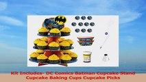 DC Comics Batman Cupcake Bundle of 6 Products c550d4b0