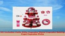 Hello Kitty Cupcake Bundle of 6 Products 10b3437e