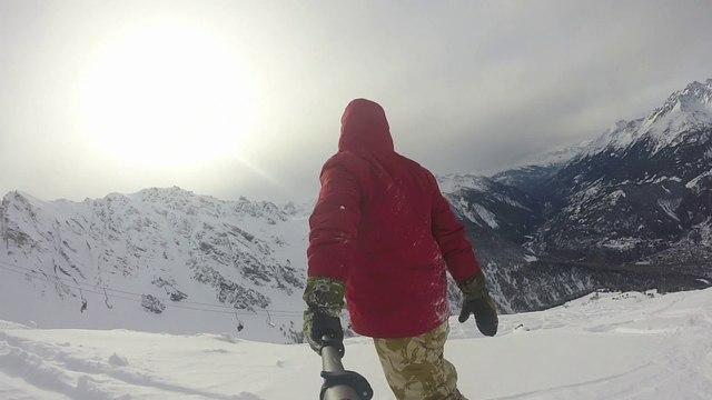 snowboard-dingue