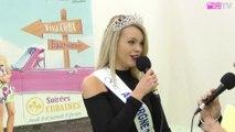 Foire de Moulins | Miss Auvergne 2016 ~ Océane FAURE / Plateau TV de la Foire de Moulins 2017