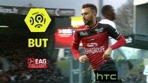 But Nicolas BENEZET (34ème) / EA Guingamp - Olympique Lyonnais - (2-1) - (EAG-OL) / 2016-17