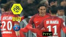 But Edinson CAVANI (6ème) / Girondins de Bordeaux - Paris Saint-Germain - (0-3) - (GdB-PARIS) / 2016-17