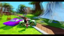 Видео для детей Минни Маус, Железный человек и Тачки Машинки в мире Дисней Iron Man & Minnie Mouse