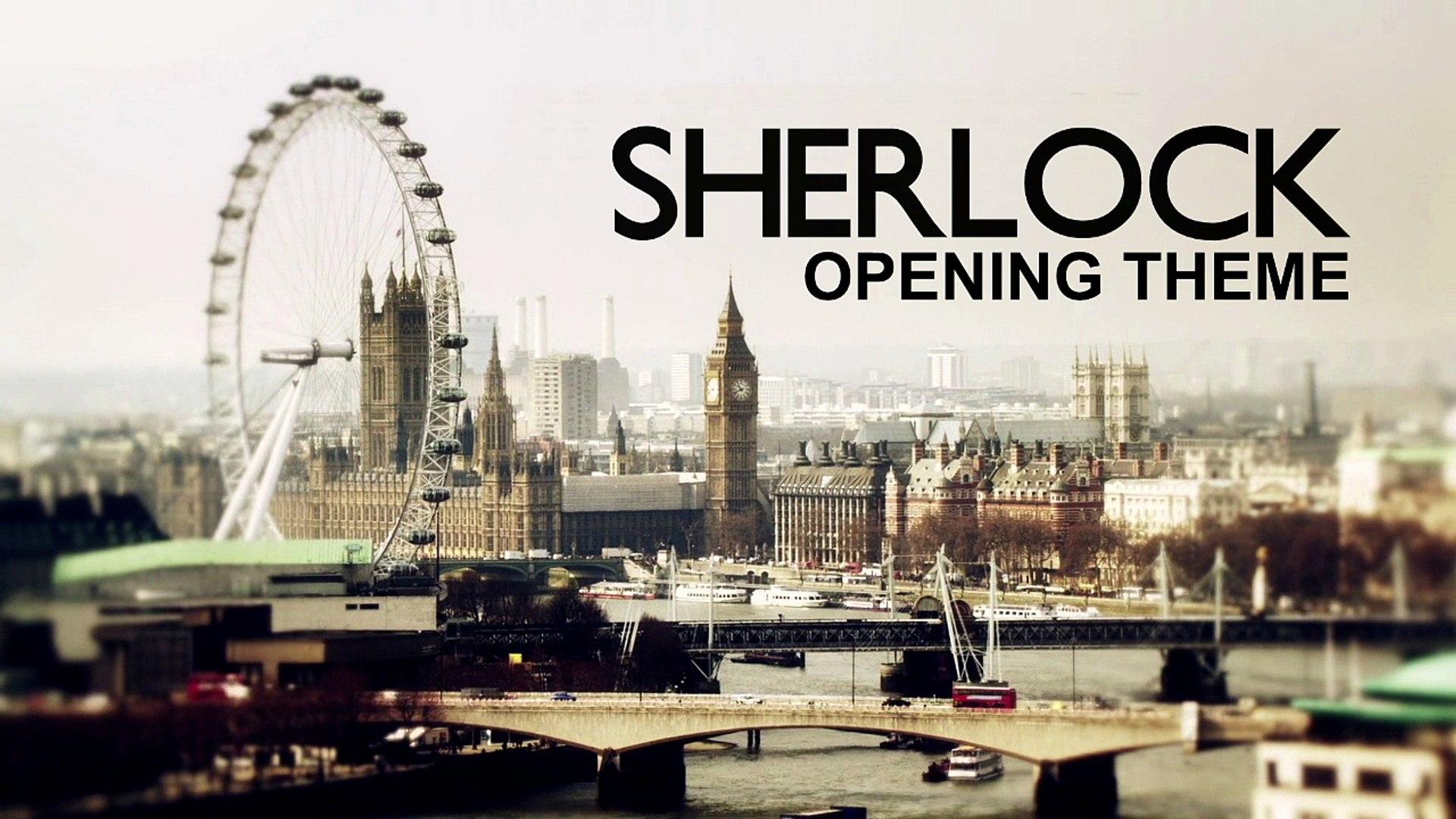Sherlock Opening Theme Video Dailymotion