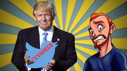 Twitter Censoring Trump Supporters