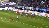 Iliass Bel Hassani Goal - Heerenveen 0-2 AZ Alkmaar 12.02.2017