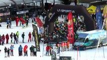 Hautes-Alpes : La Grande Trace, une course épique et sauvage à la station de Superdévoluy