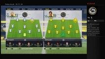 Fifa 17 match Argentine vs Brésil amicale (2)
