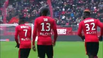 12/02/17 : Giovanni Sio (21') : Rennes - Nice (2-2)