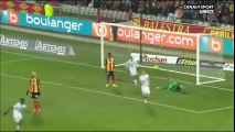 Lens vs Clermont Foot 3-1 All Goals & Highlights HD 13.02.2017