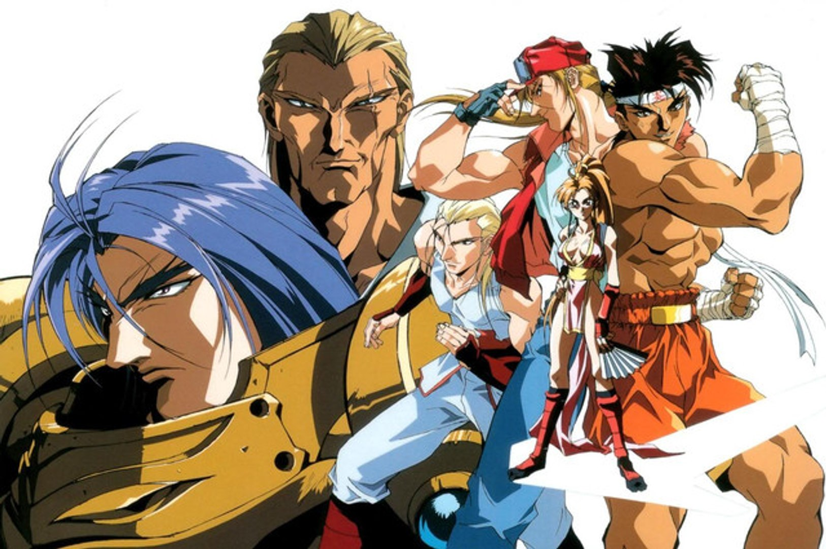 Fatal Fury Legend Of The Hungry Wolf Anime Video Dailymotion