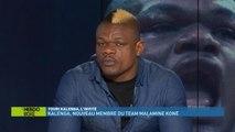 HebdoBoxe - Kalenga, nouveau membre de la team M.Koné