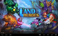 Land of Heroes (Superhero-themed mobile MOBA/Strategy/ARPG) for Android GamePlay