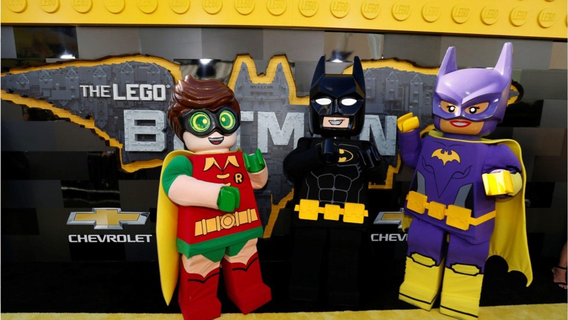 'Lego Batman' Whips 'Fifty Shades Darker' At Box Office