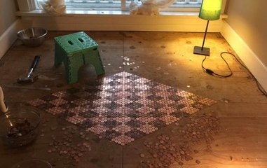 Fenomenalan pod od kovanica
