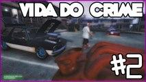 #2 VIDA DO CRIME GTA 5 - COMPREI GASOLINA DE PRESENTE PARA O ZÉ PEQUENO!
