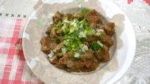 Gulaya - Cuisine tunisienne - قلاية بلحم ضأن الصافى أي الخروف - المطبخ التونسى زكية - Tunisian cuisine HD