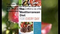 Read The Oldways 4-Week Mediterranean Diet Menu Plan: Make
