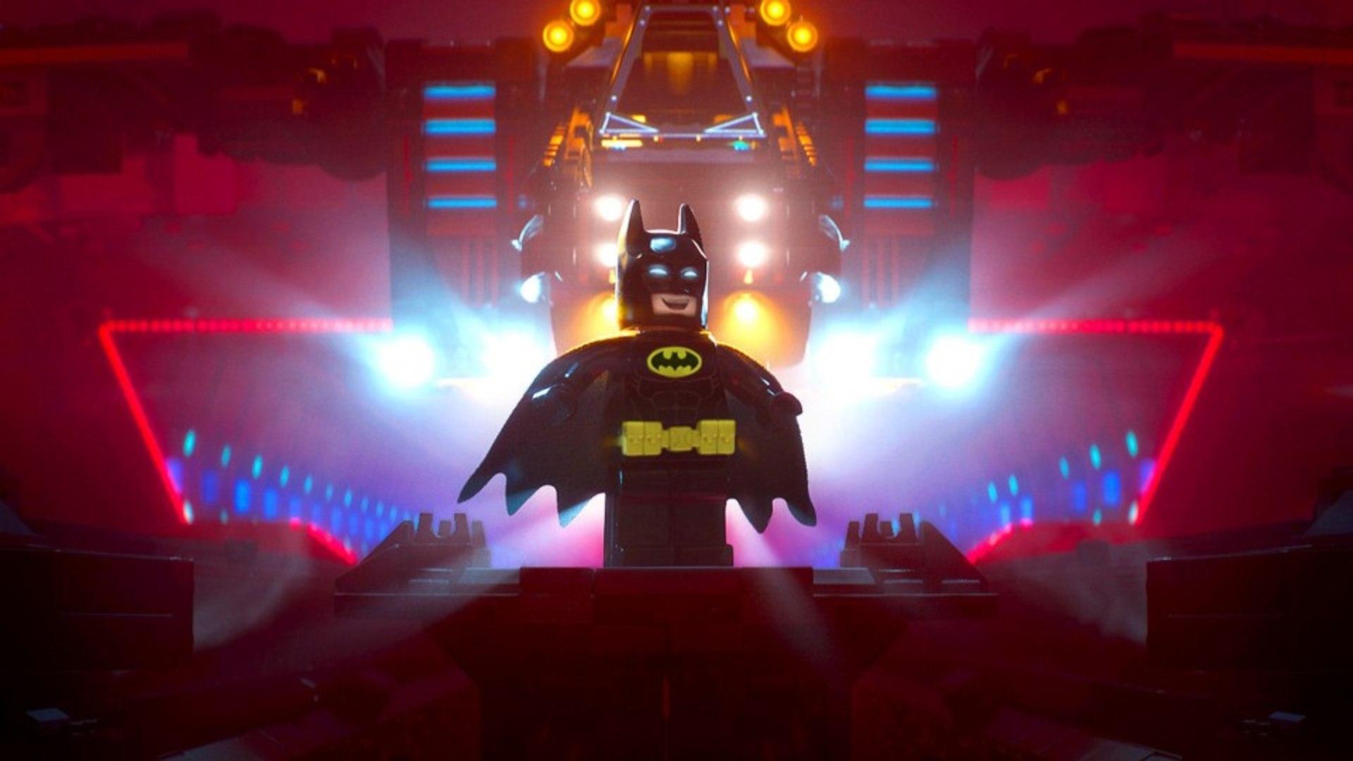 Lego Batman Beats Fifty Shades Darker