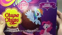 My Little Pony,Май Литл Пони Chupa Chups,как Kinder Surprise,по Мультику Май Литл Пони на русском