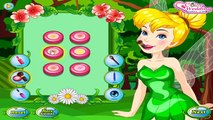 ❀ Tinkerbell Games Disney / Tinkerbell Forest Accident Doctor / Best Games For Girls