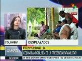Paramilitares colombianos llegan a Chocó; siguen asesinatos de líderes