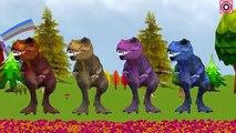 Dinosaurs Finger Family Mega Collection | Dinosaurs Finger Family Nursery Rhymes | Dinosaur Cartoons