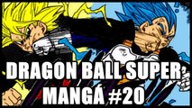 Análise Mangá - Dragon Ball Super #20